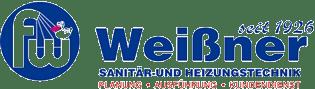 Uwe Weißner - Heizung und Sanitär - Logo